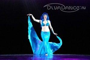 русалка - образ для танца живота